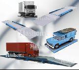 فروش و نصب انواع باسكول جاده اي در مدلهاي بتن فلزي پيش ساخته و بتن فلزي و تمام فلز 50 تن 60 تن