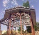 اجرای سقف شیروانی-اجرای سقف آردواز-پوشش سقف شیبدار-سوله-خرپا-ویلایی-(09121431941)