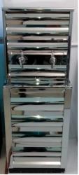 دستگاه آبسردكن استيل ( 1 تا 4 شيره )