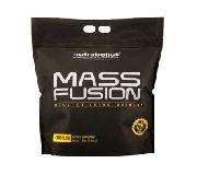 مس فیوژن نوترابلیک بهترین مکمل گینر Mass Fusion Nutrabolic