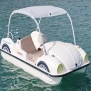 قایق پدالی فایبرگلاس 2 نفره زرین کار صفاهان