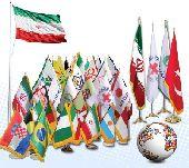 چاپ و تولید پرچم رومیزی و تشریفات  77646008-021