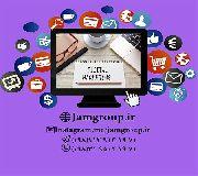 افزایش فروش با تبلیغات اینترنتی گروه جَم