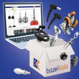 بازل كالا/فروشگاه اينترنتي قطعات صنعتي و يراق آلات كابينت