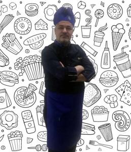 کلاس آموزش فست فود توسط سرآشپز عباس حسینی