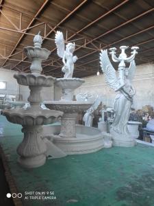 آبنما فایبرگلاس - آبنما کامپوزیت - آباژو - مجسمه فایبرگلاس