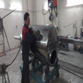 طراحی و ساخت ماشین الات ومخازن استیل و خطوط تولید
