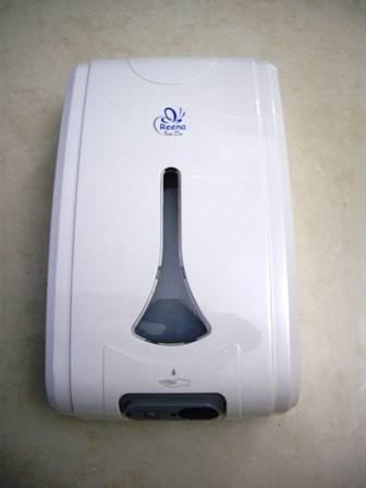 صابون ریز اتوماتیک vtc210